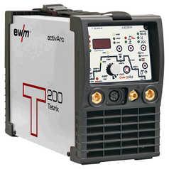 EWM Tetrix 200 Comfort VRD 8P TG DC TIG Welder