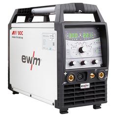 EWM Tetrix 300 AC/DC VRD Dual Brand BOC Set Welder