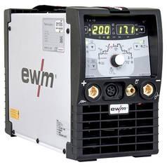EWM Tetrix 200 Comfort 2.0 8P TG DC TIG VRD Welder