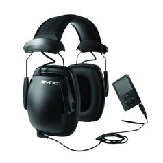 Howard Leight Sync Stereo Headband Ear Muffs