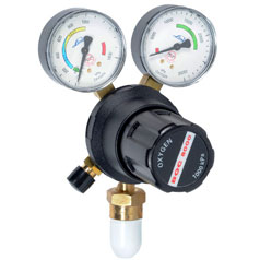 BOC 8000 Single Stage Oxygen Regulator: 1000 kPa