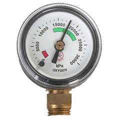 BOC Oxygen Gauge: 0–30,000 kPa