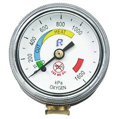 BOC Oxygen Gauge: 0–1,600 kPa