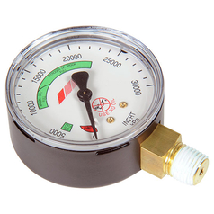 BOC Argon / CO2 Gauge: 0–30,000 kPa
