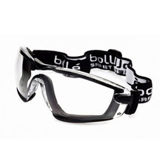 Bollé Cobra With Strap Safety Glasses