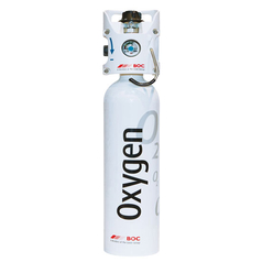 INHALO® Medical Oxygen, Cylinder