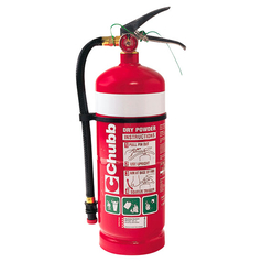 Chubb ABE Dry Chemical Fire Extinguisher