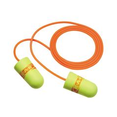 3M E-A-Rsoft Superfit Corded Disposable Earplug: Regular