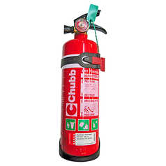 Chubb ABE Dry Powder Fire Extinguisher