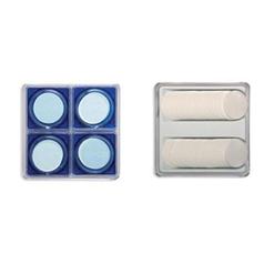 TWIN-O-VAC™ Bacteria Filters