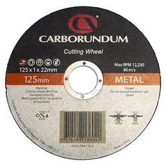 Carborundum Cut Off Wheel