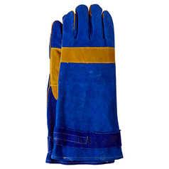 BOC Kevlar Blue Welding Glove with Velcro Strap