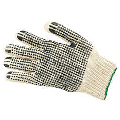 BOC Poly Cotton Glove with Dots
