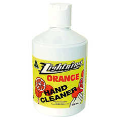 Lightning Orange Pumice Hand Cleaner