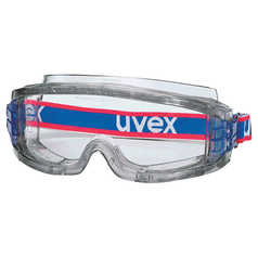 Uvex Ultravision Safety Goggle with Vents and Acetate Lens