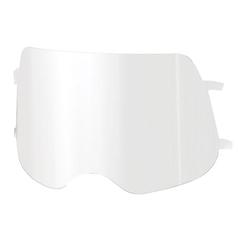 Speedglas 9100 FX/FX Air/MP Air Clear Grinding Visor Lens - Pack of 5
