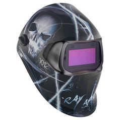 3M Speedglas 100V Graphics Xterminator Welding Helmet