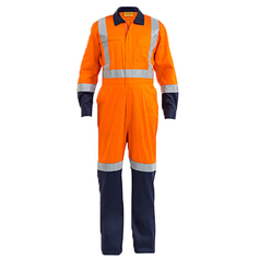 Bisley TTMC-W Light Weight Coverall with Reflective Tape