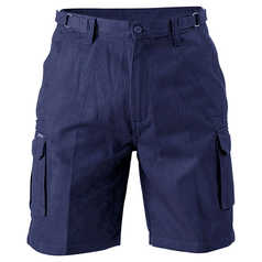 Bisley 8 Pocket Men's Cargo Shorts