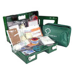 Industrial 5 Person First Aid Kit