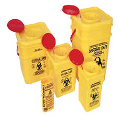 FastAid Sharps Container