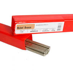 BOC ProFill Nickel Bronze Gas Welding Rod