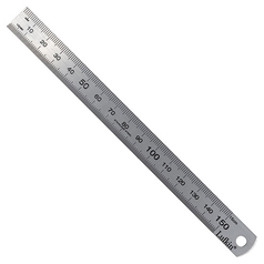 Lufkin Stainless Steel Ruler