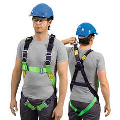 Miller Polyester Maintenance Harness