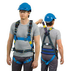 Miller DuraFlex Roof Worker Harness
