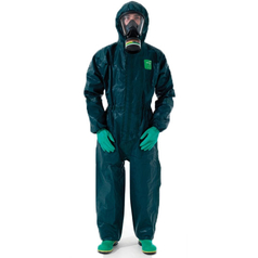 Microgard Microchem 4000 Chemical Coveralls