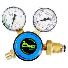 MagMate Flame Argon Regulator