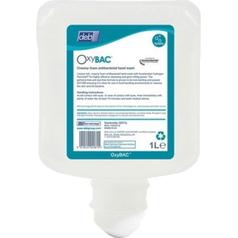 Deb OxyBAC Foam Wash -  1 Litre