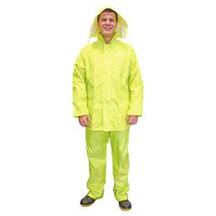 BOC Hi-Vis PVC Rain Wear Set