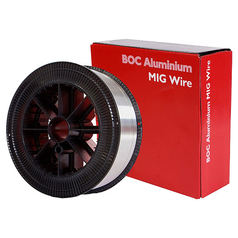 BOC 4047 Aluminium MIG Wire: 6kg Spool