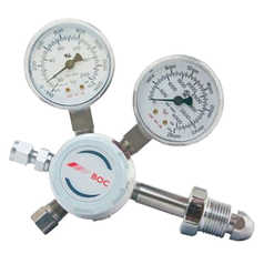 BASELINE®, Single Stage Scientific Regulator for Ar, He, O2: 15psi