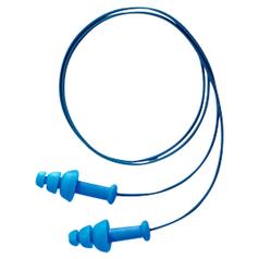 Howard Leight SmartFit Metal Detectable Corded Reusable Earplug