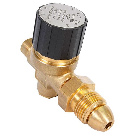 Sievert Adjustable POL LPG Regulator | BOC Gas