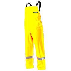 Kaiwaka Tufflex TTMC-W Hi Vis Bib Overtrousers