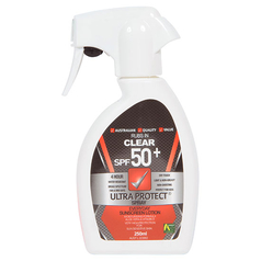Ultra Protect SPF 50+ Spray Sunscreen - 250mL