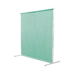 WELD GUARD Single Panel Framed Free-Standing Welding Screen