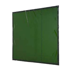 WELD GUARD Welding Curtains - Green