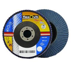 Flexovit Zirconia Flap Discs